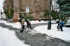 koulovačka v Benešově