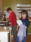 Ivanka a Otík pomáhají