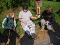 pletení pomlázky - Fíďa radí : tohle zahoď