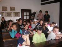 výlet - Česká Skalice - v Barunčině škole