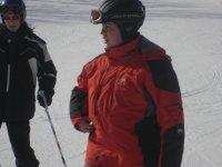 lyžaři Jirka a Fíďa